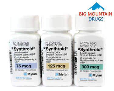 Order Brand Synthroid From Canada Thyroid Medications Online