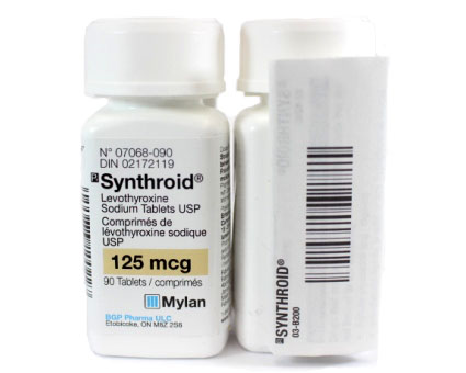 synthroid 125 mcg buying